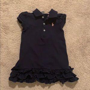 Precious Ralph Lauren dress 18m